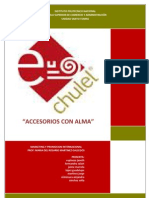 Proyecto Final Chulel