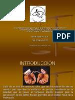 Expo Sic Ion Para El Vi Congreso (Delito Fiscal)