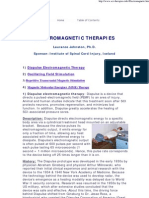 Clinical Trials - Electromagnetic Therapies
