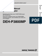 280476938DEHP3800MPOperationManual