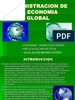 Admin is Trac Ion de La Economia Global Final