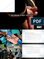 Navy Officer Brochure