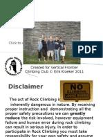 VFCC Safety Power Point