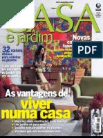 Casa e Jardim - Nº 637 - Fevereiro 2008