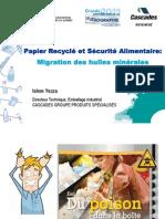 Papier Recyclé et Sécurité Alimentaire