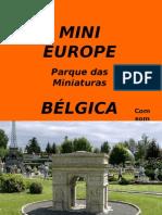 Mini Europe-Parque Das Miniaturas-Bruxelas