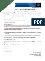 Tutorial Instalacion Opencv 2 1 0