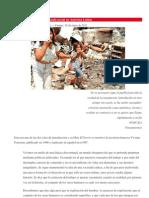 El horror urbano- La vivienda social en América Latina