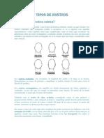Tipos de Rostros y Formas de Cortes