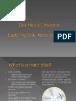 Disk Head Demo