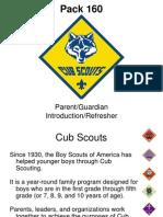 2011 Parent Presentation