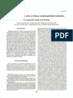 sneddon syndrome y APS