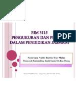 PJM3115 (Pembentangan)