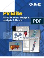 PV Elite - Pressure Vessel Design