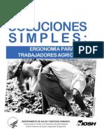 Ergonomia Trabajadores Agricolas