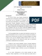 Protocolo Para La Promoción Del Cotejo de Firmas