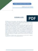 ELABORACION DE HELADOS .