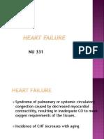 Heart Failure - Student
