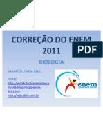 CORREÇÃO DO ENEM 2011