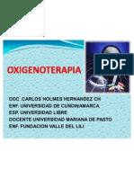 OxigenoterapiaIV