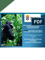 Uganda Tourism Board_Washington DC UNAA Convention