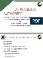 UNAA_ED's Presentation on the NDP