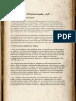 Old Deluder Satan Law (1647)