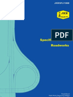 Standard Specification for Roadworks - JKR-SPJ-1988