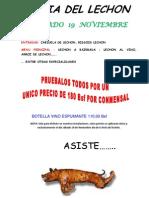 Feria Del Lechon Grille Macaracuay 19/11/2011