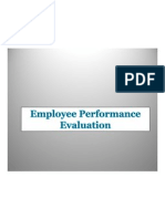 Lecture 9- Performance Evaluation