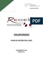 RedEs Social-Plan de Accion 2011-2012