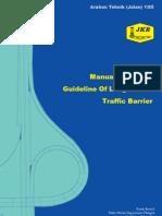 Arahan Teknik (Jalan) 1-85 - Manual on Design Guidelines of Longitudinal Traffic Barrier