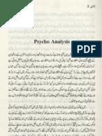 13 Psycho Analysis