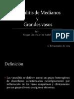 Vasculitis de Medianos y Grandes Vasos Mivc