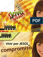 Serie JA -5, Miercoles Vivir Por Jesus Es so