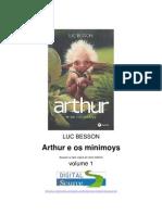 Arthur - 01 Arthur e Os Minimoys