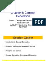 Chapter6-ConceptGeneration