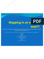 Mapping in an Exciting Way!!!- Nov. 18th, 2011