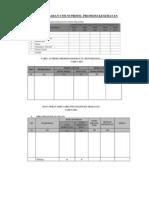 Tabel Profil Promkes Tahun 2011 Untuk Puskesmas