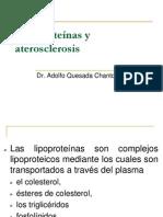 Lipoprotec3adnas y Aterosclerosis