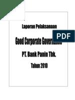 Panin Bank-Gcg Report