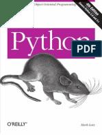 Learning Python_ Fourth Edition