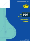 Arahan Teknik (Jalan) 6-85 - Guidelines for Presentation of Engineering Drawing