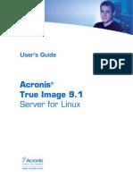 Trueimageserver9.1 Linux Ug.en