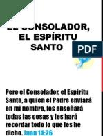 El or El Espiritu Santo