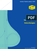 Arahan Teknik (Jalan) 12-87 - A Guide to the Design of Interchanges