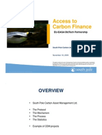 Mr Paul Patar Maruli Butarbutar (Access to Carbon Finance)