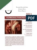 Hormonas Pancreaticas
