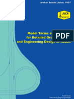 Arahan Teknik (Jalan) 14-87 - Model Terms of Reference for Detailed Ground Survey and Engineering Design Road