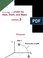 Lecture 3 Thermodynamics